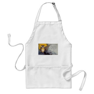 Happy Halloween Kindred Spirits Aprons