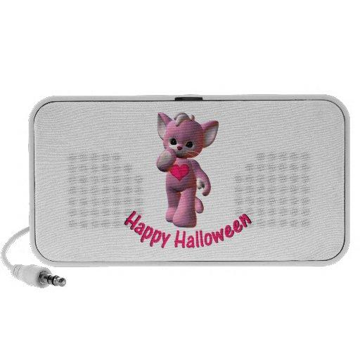 Happy Halloween Laptop Speakers