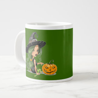Happy Halloween - Large Coffee Mug