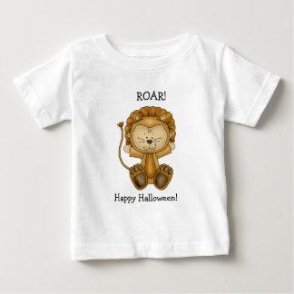 Happy Halloween-Lion Baby Baby T-Shirt