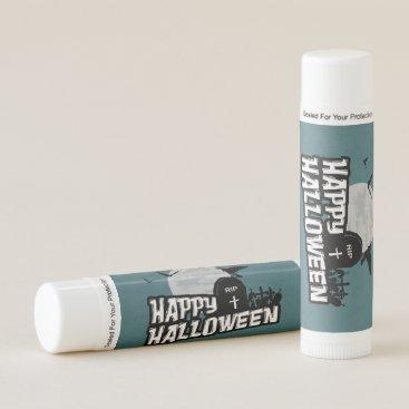 Halloween Themed Happy Halloween Lip Balm