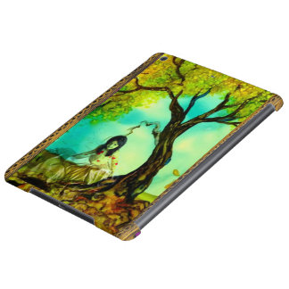 Happy Halloween Little Princess Case For iPad Air