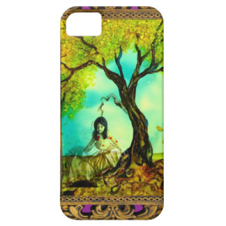 Happy Halloween Little Princess iPhone SE/5/5s Case
