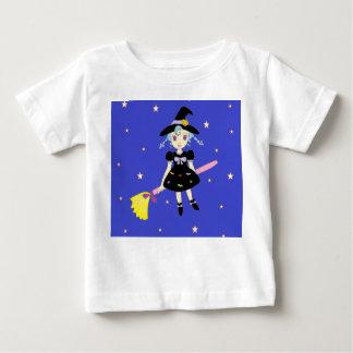 Happy Halloween Little Witch Girl Shirt