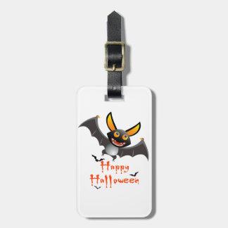 Happy halloween! luggage tag