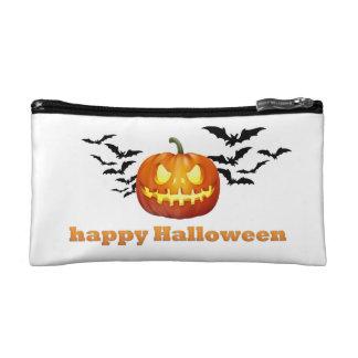 Happy Halloween Makeup Bag