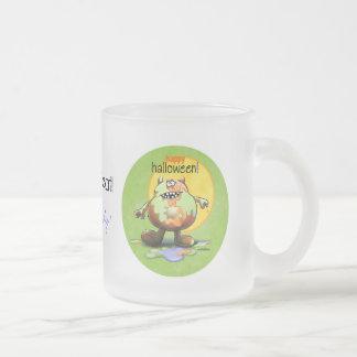 Happy Halloween Monster Mug
