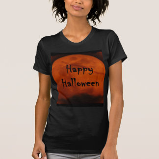 Happy Halloween Moon T-Shirt