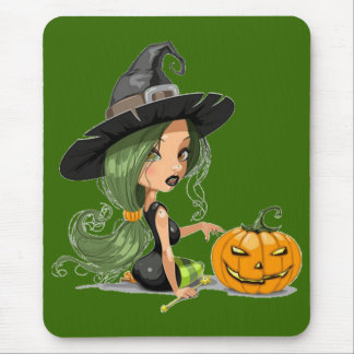 Happy Halloween - Mouse Pad