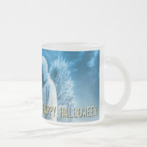 haloween, scarry, dark, houk, happy halloween, halloween, trick or treat, scary, weird, gothic, surreal, surreal art, fantasy, gifts, eerie, chick, mystic, mood, mystery, cool, awesome, atmospheric, halloween mugs, mug, cool mugs, cute mugs, Mug with custom graphic design