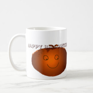 Happy Halloween Mug (customise)