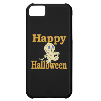 Happy Halloween Mummy iPhone 5C Case