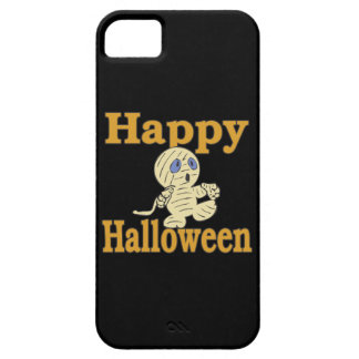 Happy Halloween Mummy iPhone SE/5/5s Case