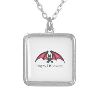 HAPPY HALLOWEEN PERSONALIZED NECKLACE