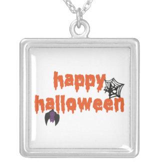 Happy Halloween Necklace