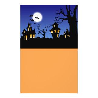 Happy Halloween Night Flyer