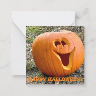 Happy Halloween! Note Card