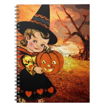 Halloween Themed HAPPY HALLOWEEN NOTEBOOK