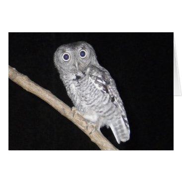 Halloween Themed Happy Halloween Owl Card