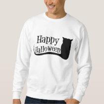 Happy Halloween Owl Sweatshirt