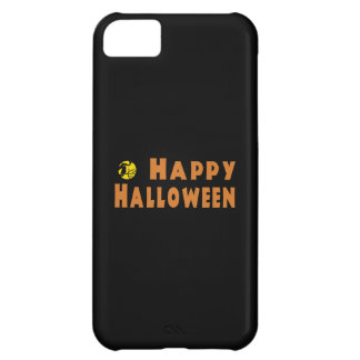 Happy Halloween Owl Tree Branch Case For iPhone 5C
