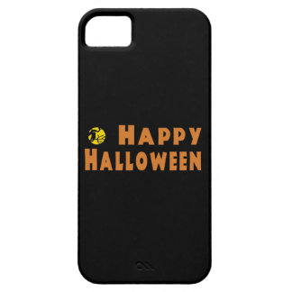 Happy Halloween Owl Tree Branch iPhone SE/5/5s Case