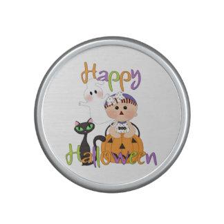 Happy Halloween Party Friends Bluetooth Speaker