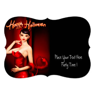 Happy Halloween Party İnvitation