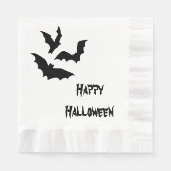 Happy Halloween Party Napkins