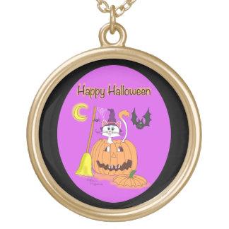 Happy Halloween Pendant