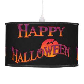 Happy Halloween Pendant Lamp
