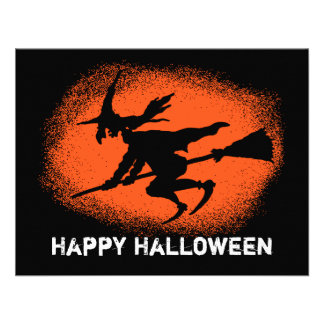 Happy Halloween Personalized Invitations