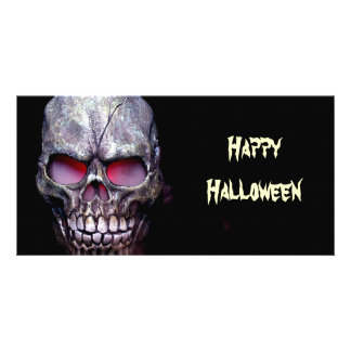 Happy Halloween Personalized Photo Card