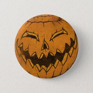 Happy Halloween Pinback Button