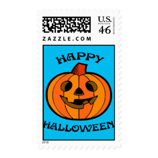 Happy Halloween! Postage