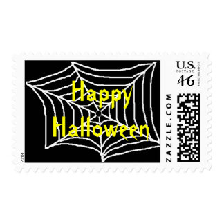 Happy Halloween - postage stamps