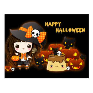 Happy Halloween Post Cards