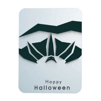 Happy Halloween Poster, Banner Or Flyer Magnet