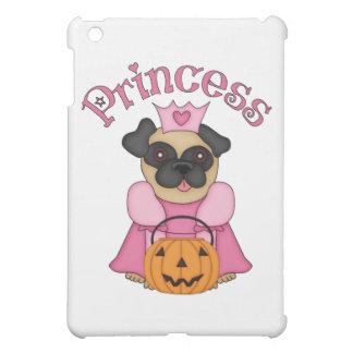 Happy Halloween Princess Pug with Pumpkin Case For The iPad Mini