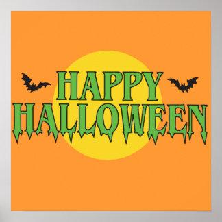 Happy Halloween Print