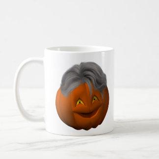 Happy_Halloween_Pumpkin_drinkware4 Taza Básica Blanca