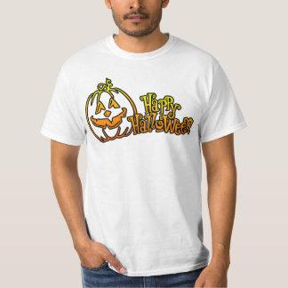 Happy Halloween Pumpkin Jackolantern T-Shirt