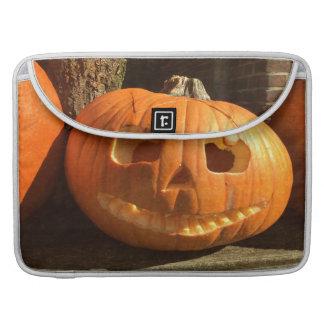 Happy Halloween Pumpkin MacBook Pro Sleeve