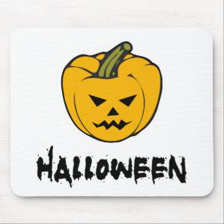 Happy Halloween Pumpkin Mousepads