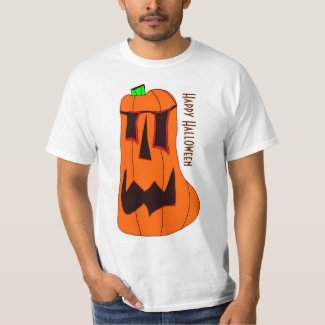 Happy Halloween Pumpkin Pie T-Shirt
