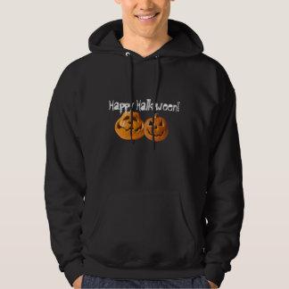 Happy Halloween Pumpkins Hoodie