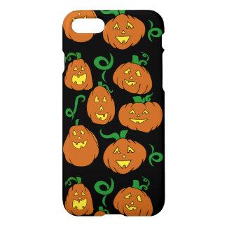 Happy Halloween Pumpkins iPhone 7 Case