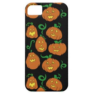 Happy Halloween Pumpkins iPhone SE/5/5s Case