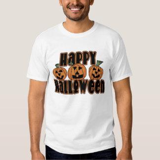 Happy Halloween *Pumpkins* T Shirt