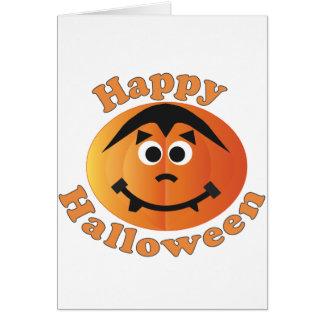 Happy Halloween Punkin Cards